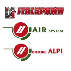 Italspawn, Officine ALPI и Air System – спонсоры конференции